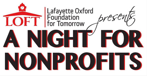 Night for Non Profits Logo